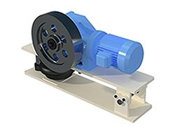 Friction Drive Wheel